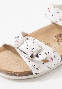 Primigi - Sandals - bianco/nero/rosa - 2
