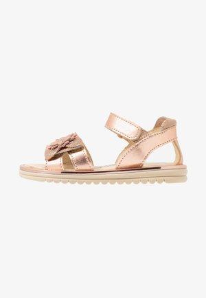 Sandals - rame