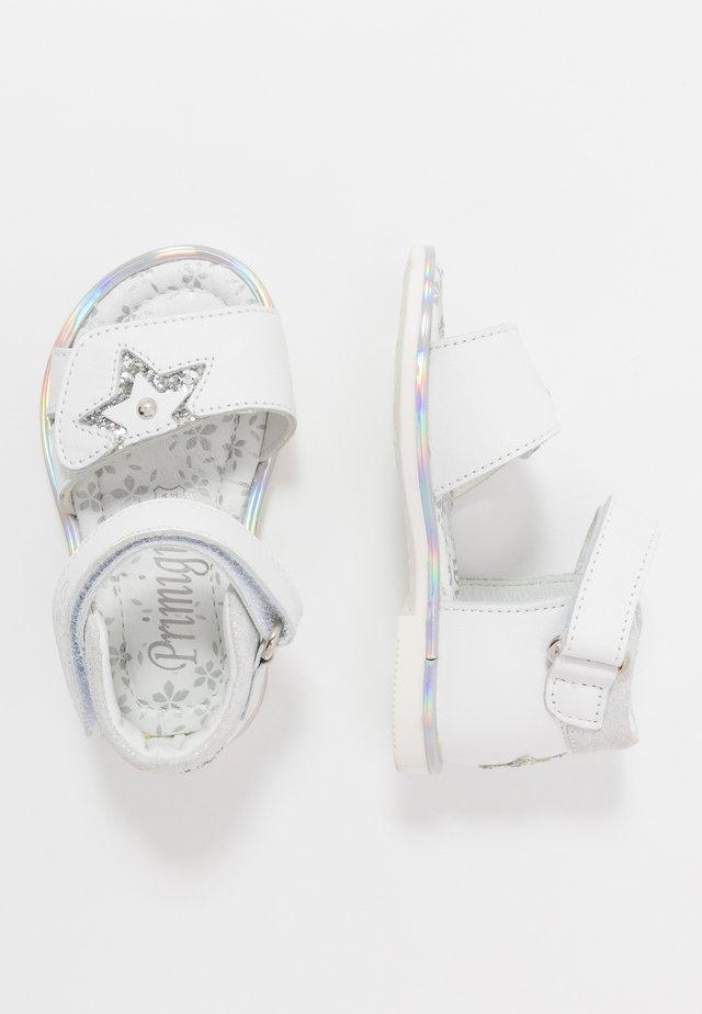 Chaussures premiers pas - bianco