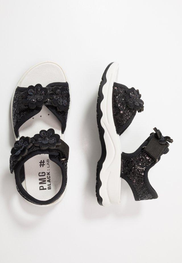 Sandały - nero