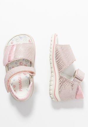Zapatos de bebé - carne/rosa