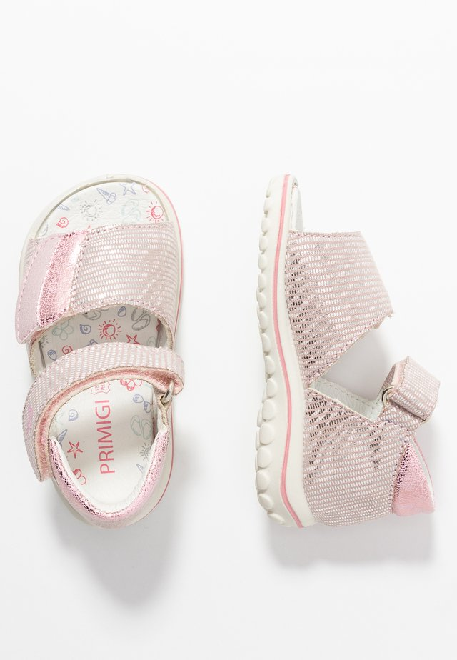 Baby shoes - carne/rosa