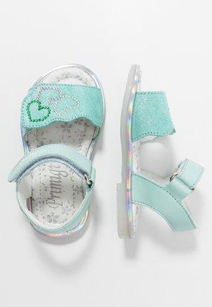 Sandals - acqua/turchese