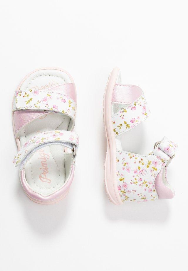 Dětské boty - rose