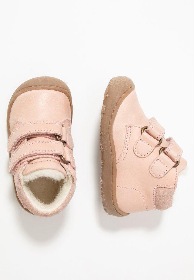 Lauflernschuh - rosa