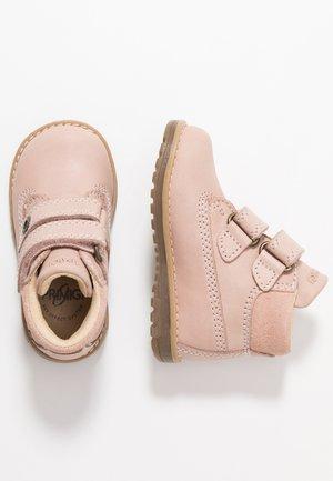 Støvletter - rosa