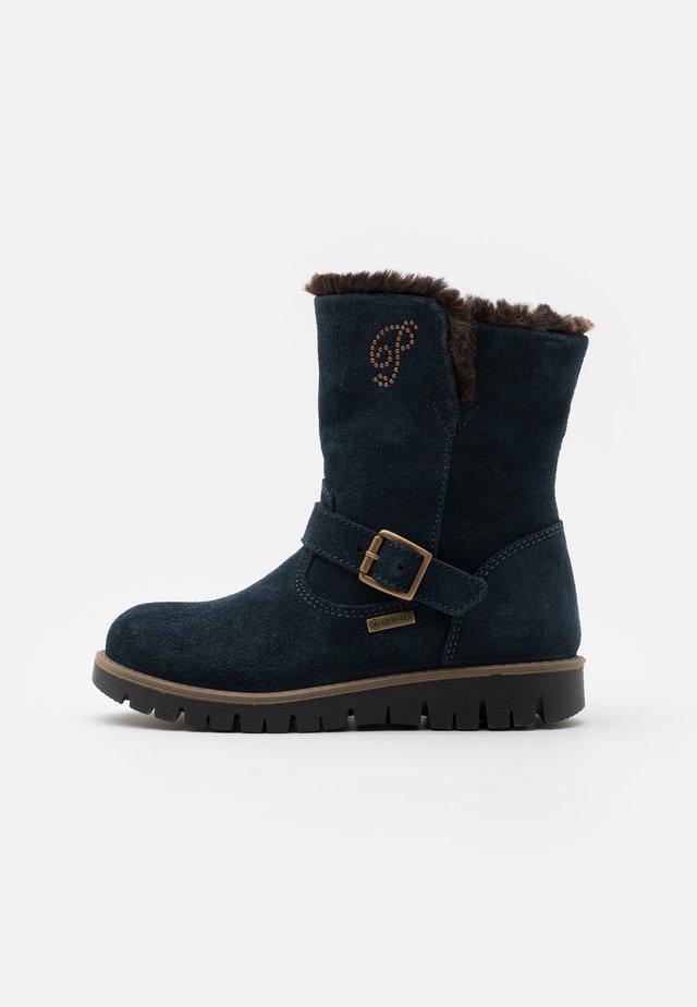 PROGT - Winter boots - navy