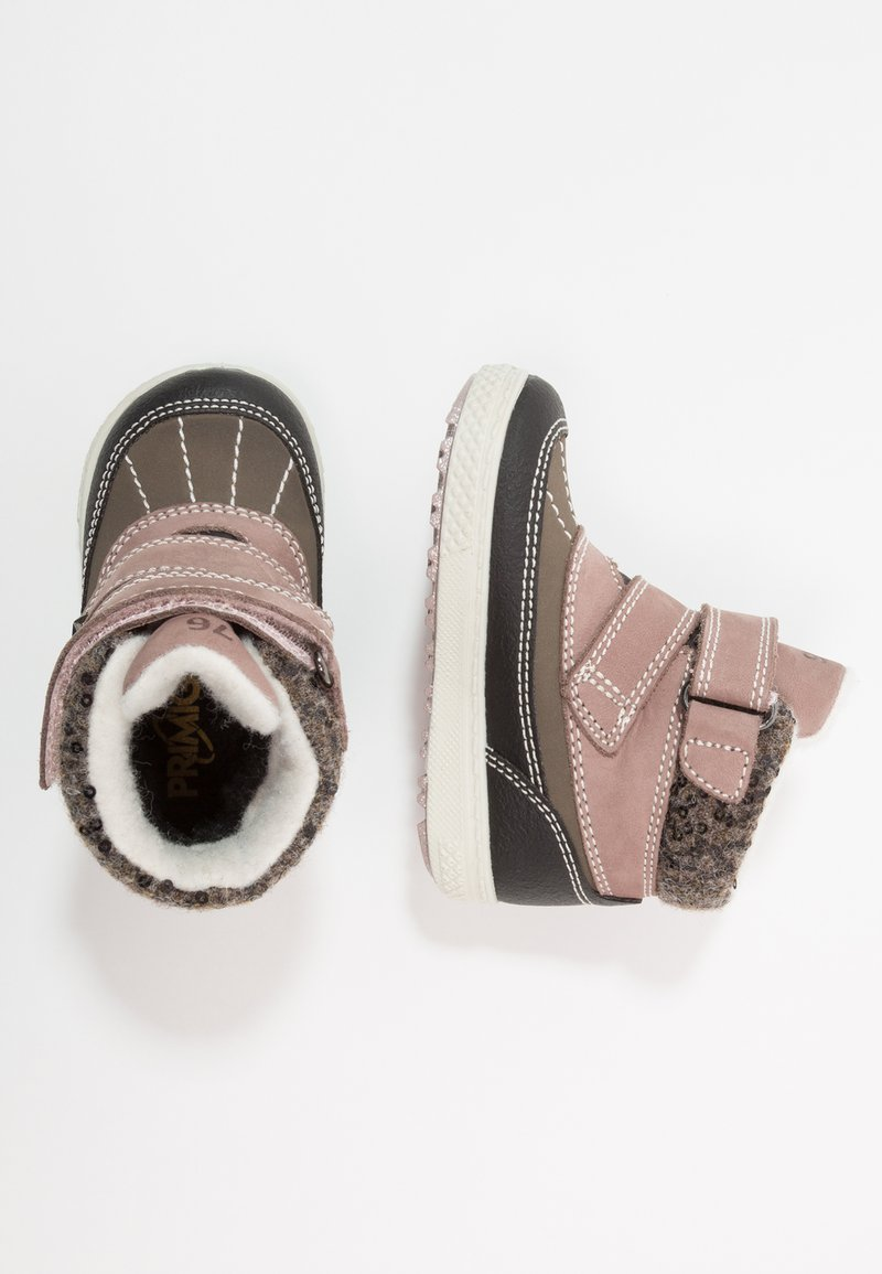 Primigi - Zapatos de bebé - taupe/nero/beige