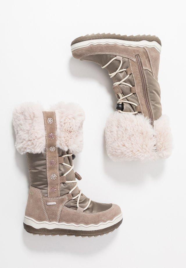 Śniegowce - marmot/piet