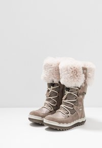 Primigi - Vinterstøvler - marmot/piet - 3