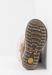 Primigi - Vinterstøvler - marmot/piet - 5