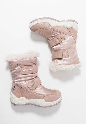 Vinterstövlar - rosa