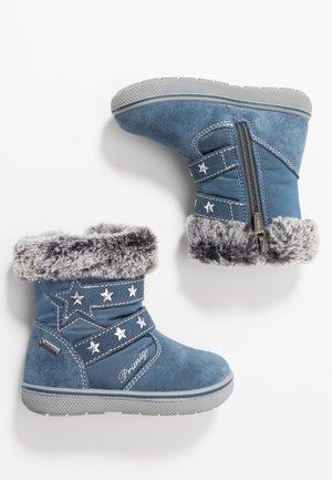 Zimní obuv - azzurro/jeans