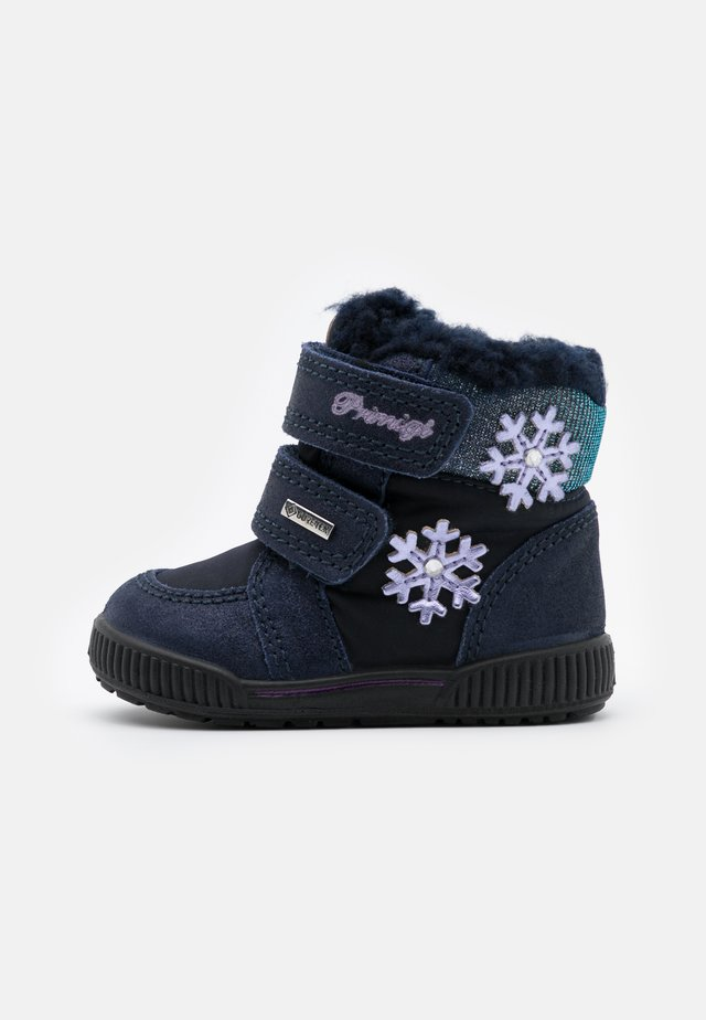Winter boots - notte/blu scuro