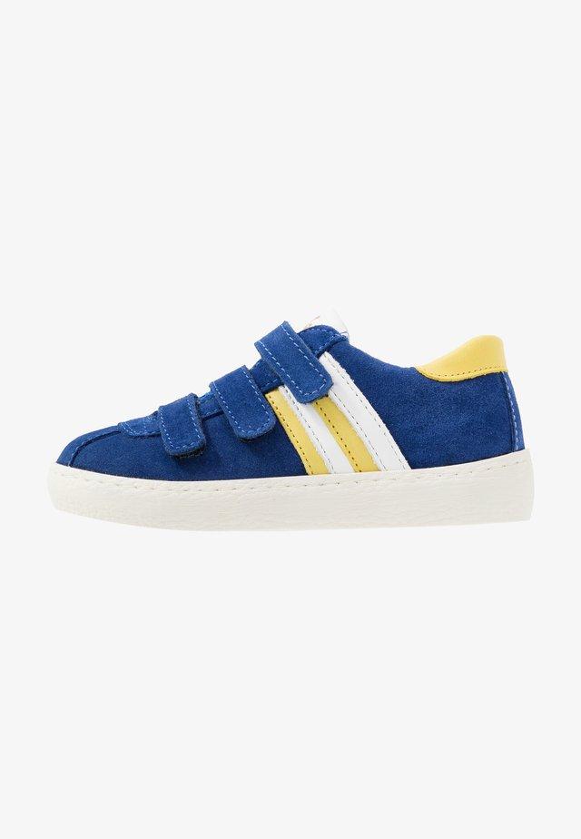 Sneakers laag - zaffiro/bianco
