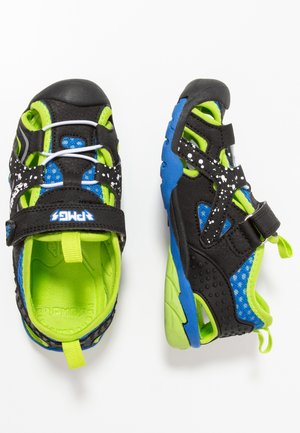 Sandali da trekking - nero/royal