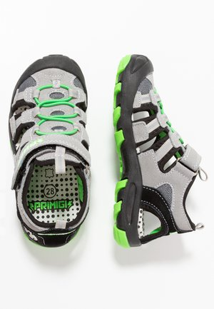 Chodecké sandály - grigio