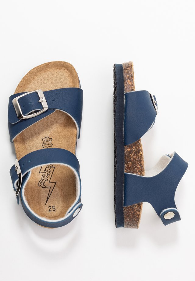 Sandali - blue