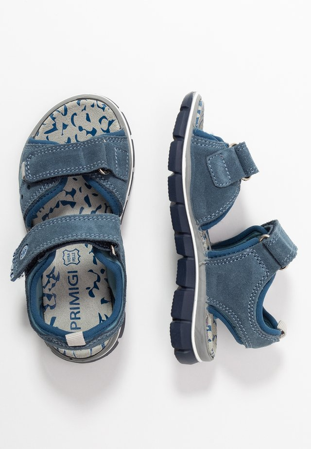 Walking sandals - azzurro/cielo