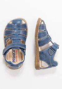 Primigi - Sandaalit nilkkaremmillä - bluette - 0