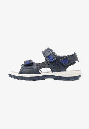 Chodecké sandály - blu