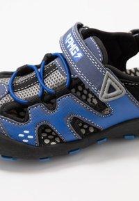 Primigi - Walking sandals - navy/royal/grig - 2