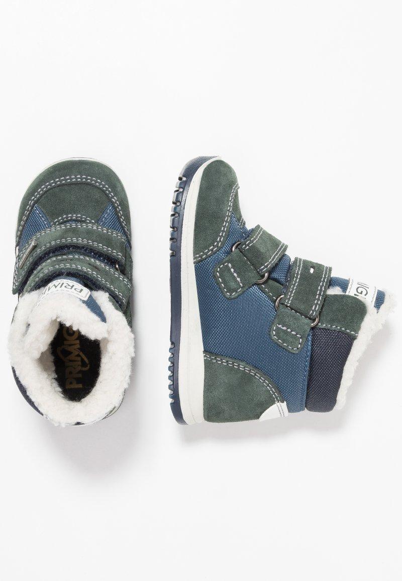 Primigi - Zimní obuv - abete/avio