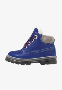 Primigi - Lace-up ankle boots - bluette - 1