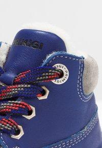 Primigi - Lace-up ankle boots - bluette - 2