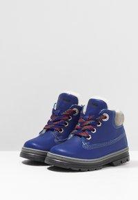 Primigi - Lace-up ankle boots - bluette - 3