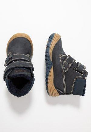 Zimní obuv - blu scuro