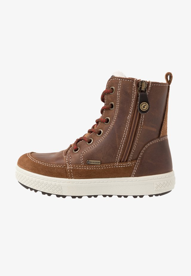 Winter boots - marrone