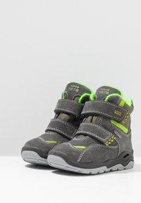 Primigi - Zimní obuv - grigio/oliva - 3