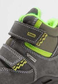 Primigi - Zimní obuv - grigio/oliva - 2