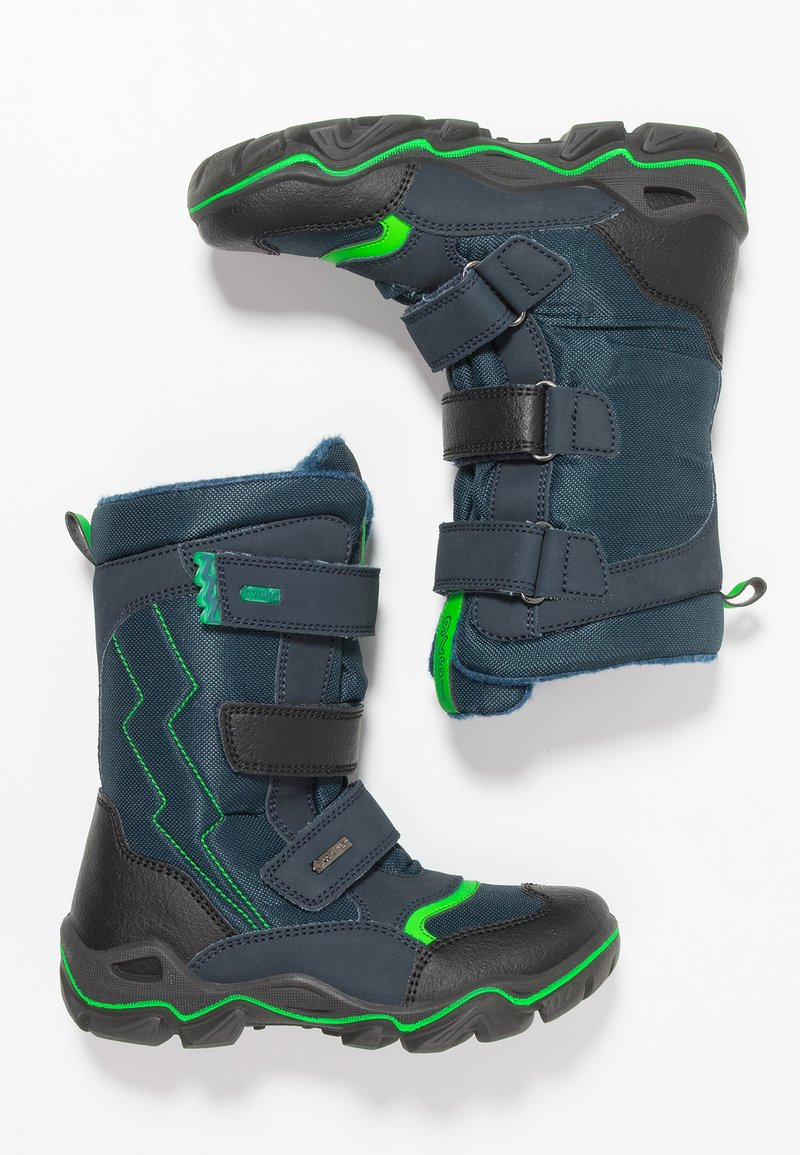 Primigi - Zimní obuv - blue/petrol/nero