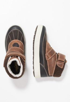 Vinterstøvler - marron/nero