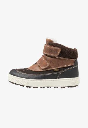 Winter boots - marron/nero