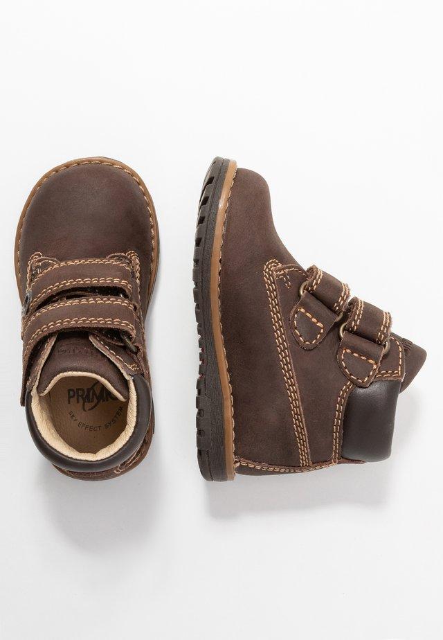 Kotníkové boty - marrone scuro