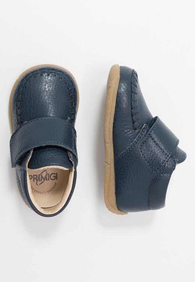 Lära-gå-skor - blue