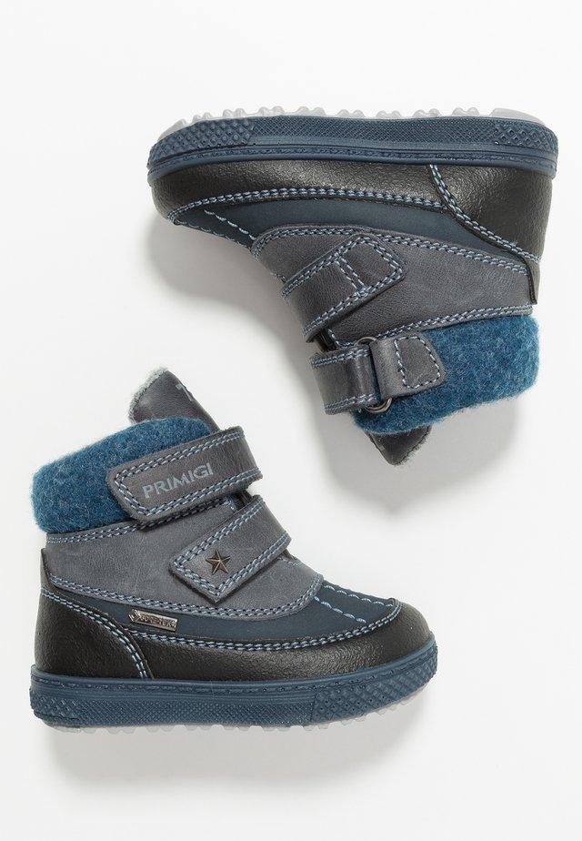 Dětské boty - blu/nero