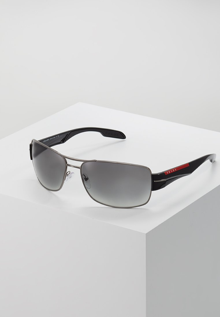 Prada Linea Rossa - Solbriller - gunmetal