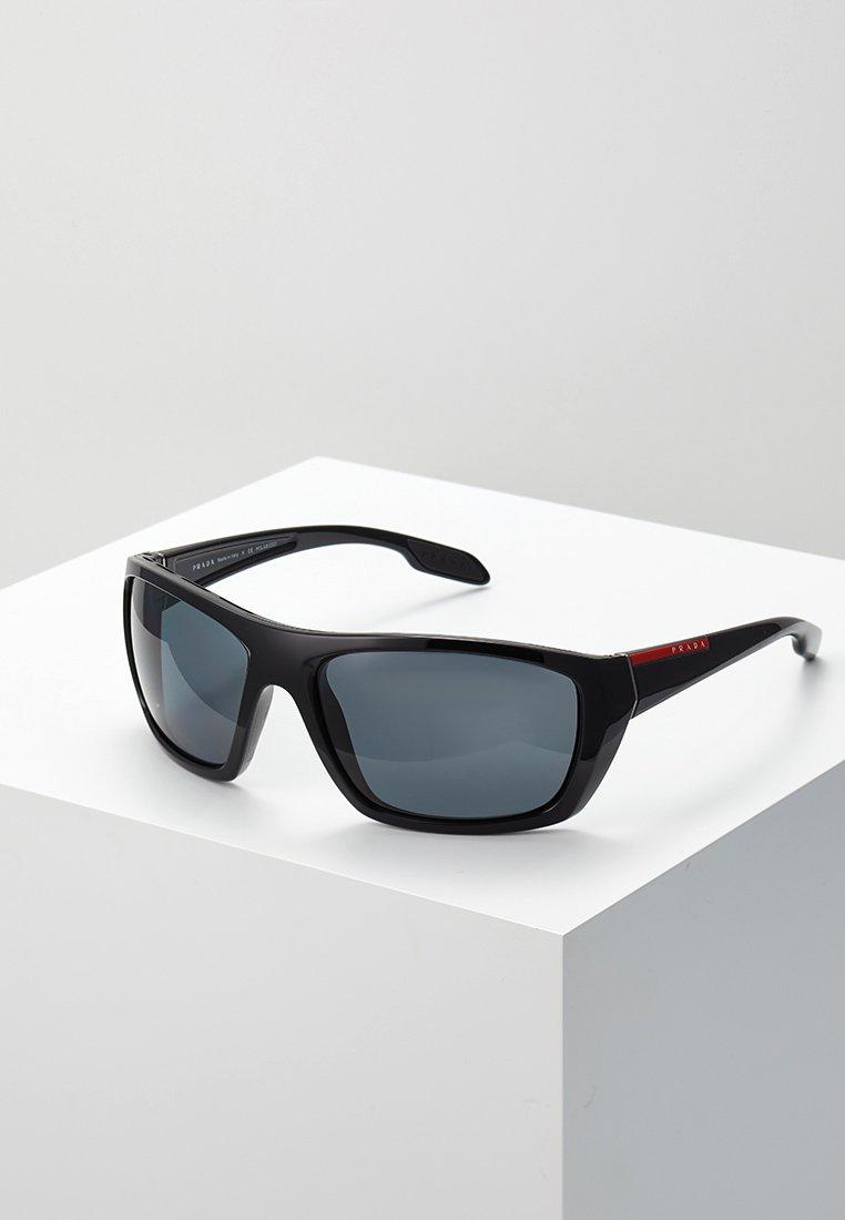 Prada Linea Rossa - Sonnenbrille - black