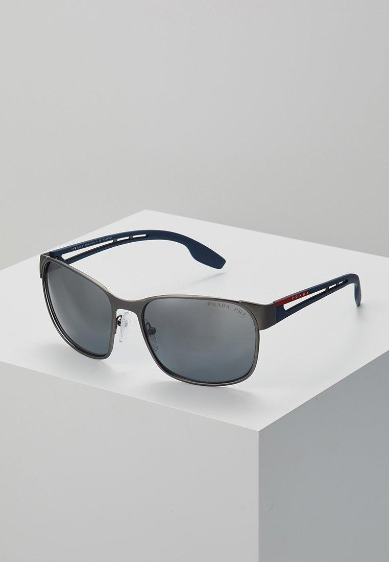 Prada Linea Rossa - Okulary przeciwsłoneczne - gunmetal