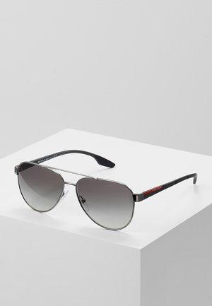 Sluneční brýle - gunmetal/grey gradient