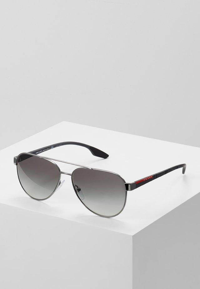 Sonnenbrille - gunmetal/grey gradient