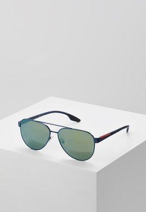 Sluneční brýle - blue/green mirror
