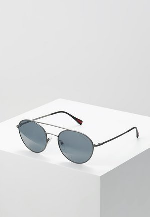 Gafas de sol - matte gunmetal/light grey mirror black