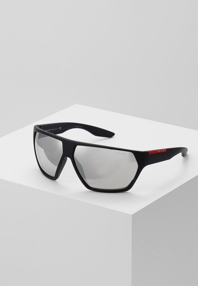 Prada Linea Rossa - Sunglasses - black