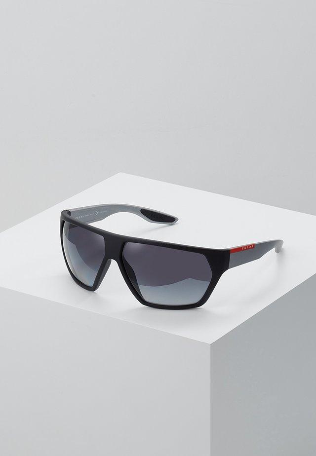 Sluneční brýle - black rubber