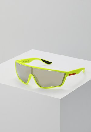 Sonnenbrille - fluo yellow rubber